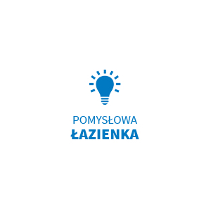 Kabiny Kwadratowe - Pomysłowa Łazienka
