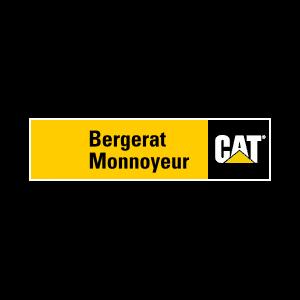 Koparki średniej wielkości - Bergerat Monnoyeur